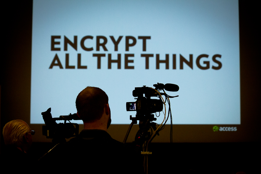 photoblog image Encrycpt All the Things