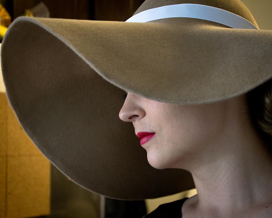 photoblog image Wear A Hat