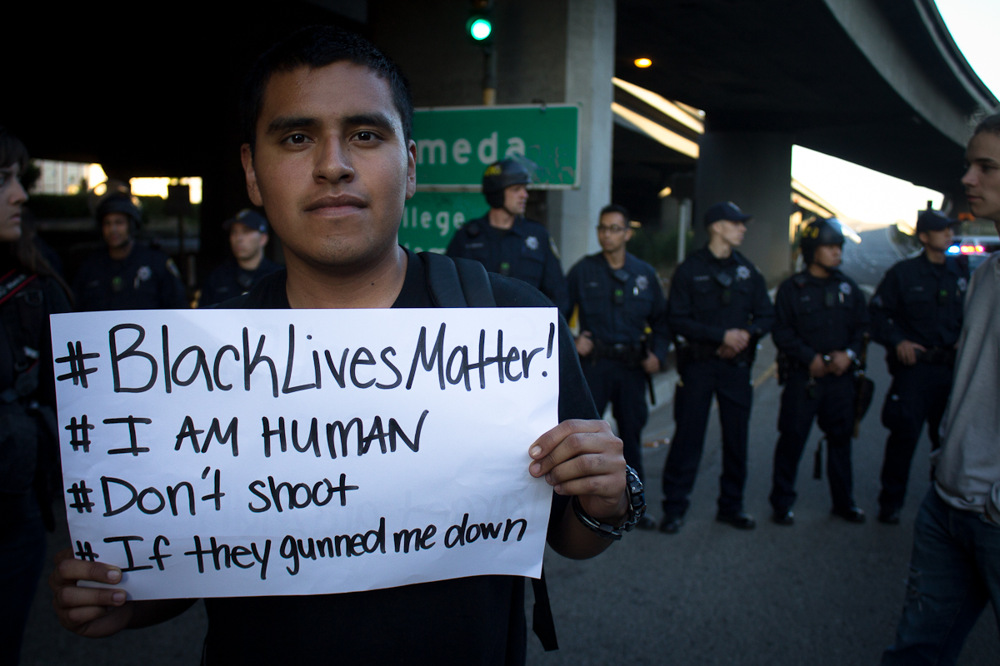 photoblog image #BlackLivesMatter