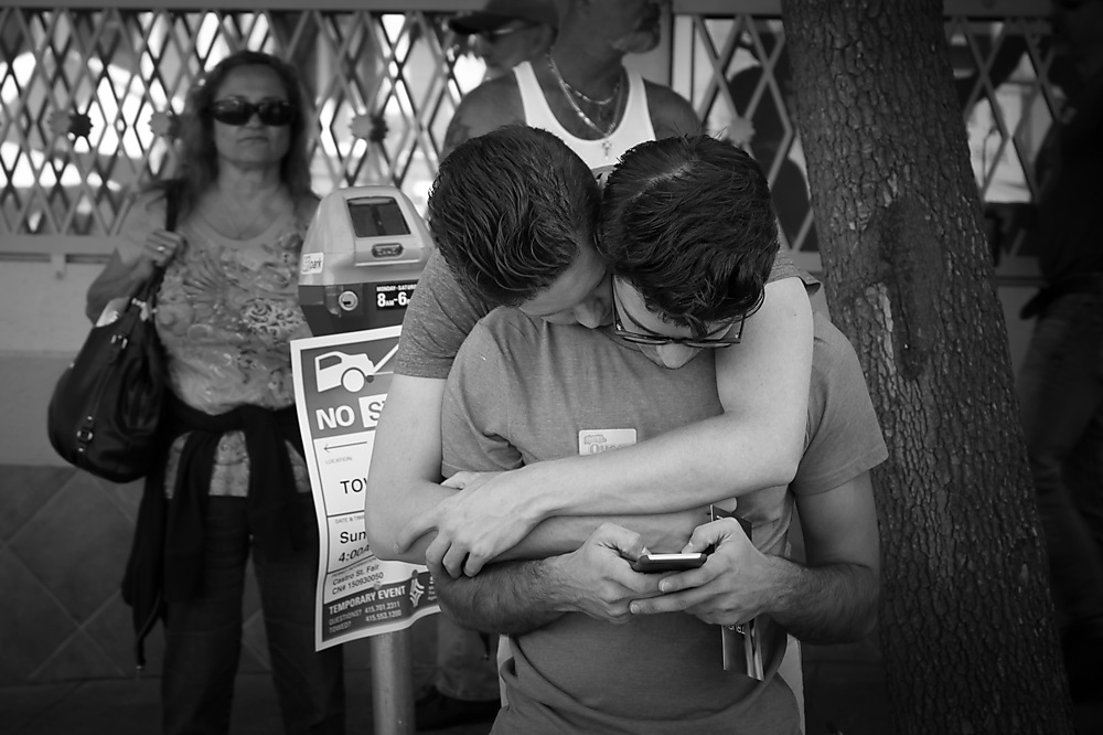 photoblog image Affection and Technology