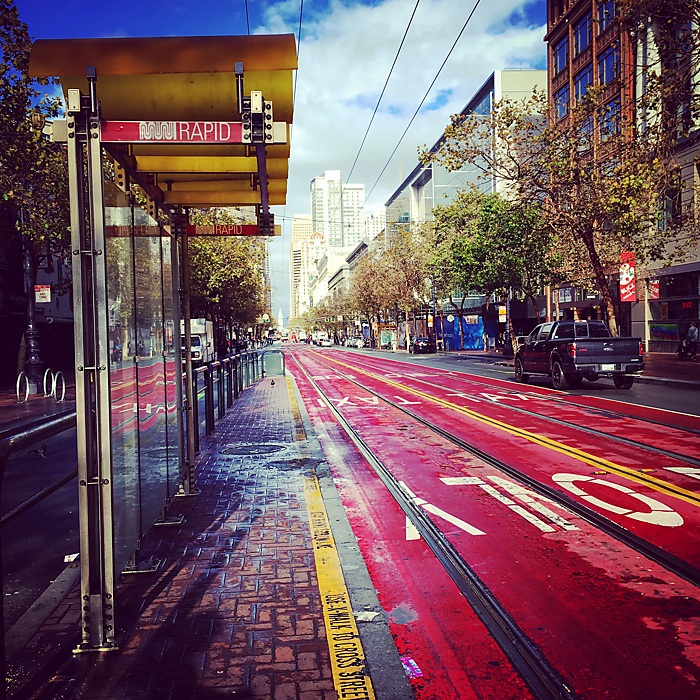 photoblog image MUNI ONLY