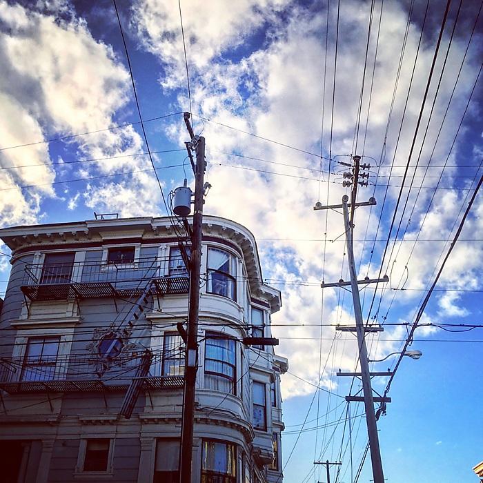 photoblog image The Haight