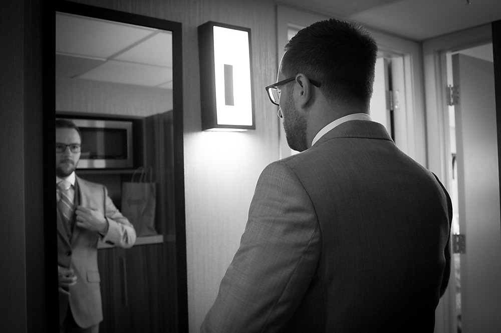 photoblog image The Wedding Morning