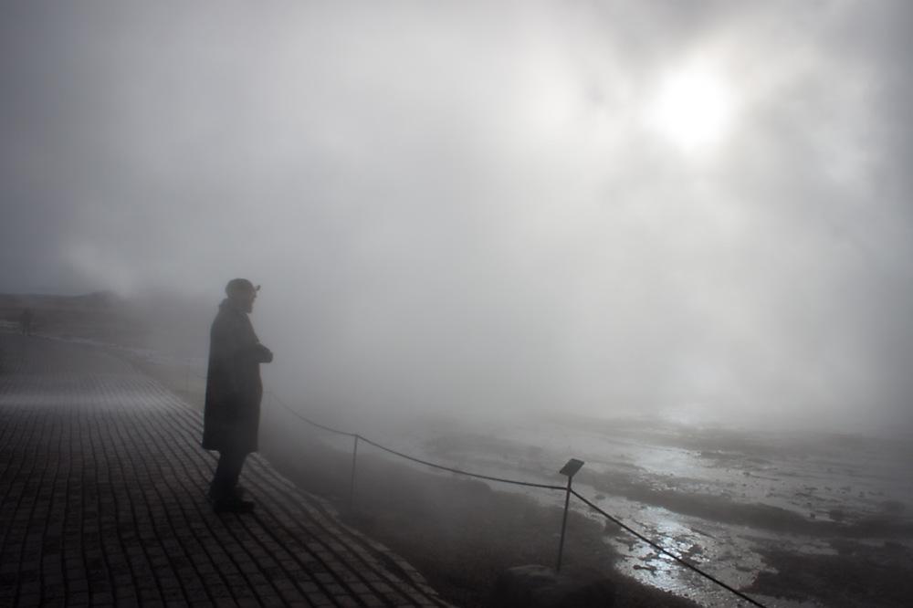 photoblog image In the fog