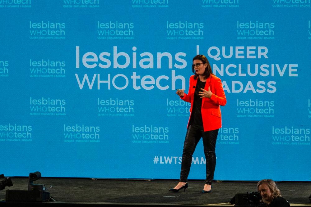 photoblog image Lesbians who Tech